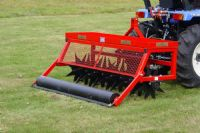 "Deep Mounted Slitter | 60"" D Turf Care System"